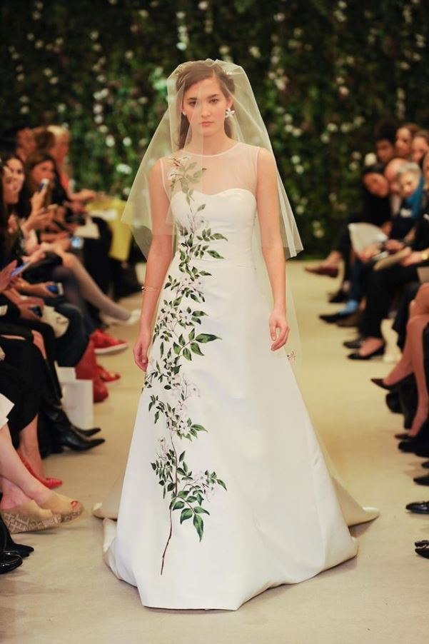 Carolina Herrera Spring 2016 Bridal Collection LoveweddingsNG21