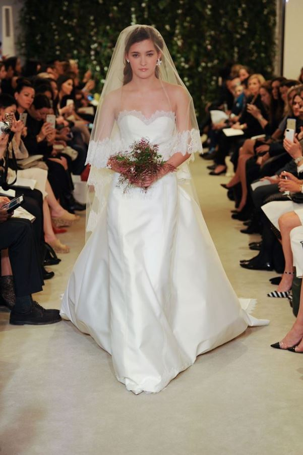 Carolina Herrera Spring 2016 Bridal Collection LoveweddingsNG6