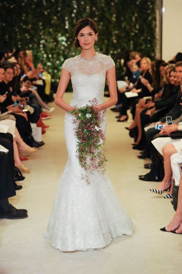 Carolina Herrera Spring 2016 Bridal Collection LoveweddingsNG8