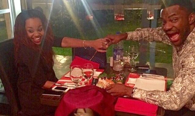 Ebuka Obi – Uchendu & Cynthia Obianodo are Engaged!!!
