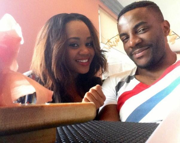 Ebuka Cynthia Engaged LoveweddingsNG2