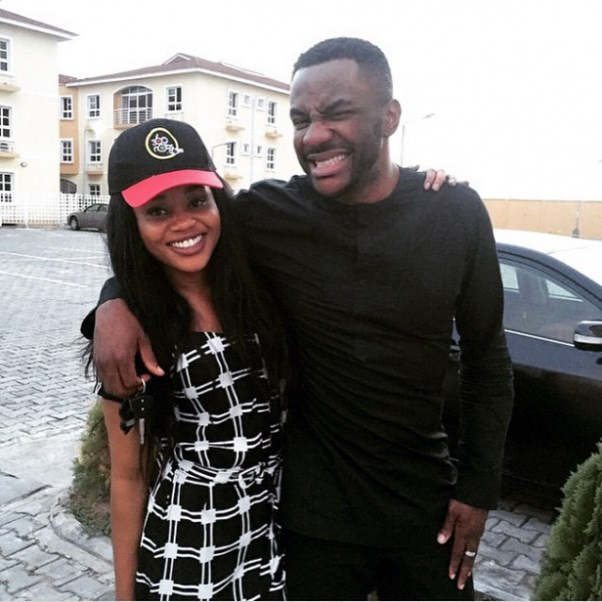 Ebuka Cynthia Engaged LoveweddingsNG3
