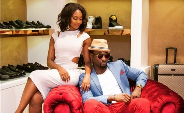 Tinsel Couple – Gbenro Ajibade & Osas Ighodaro Announce Wedding Date?