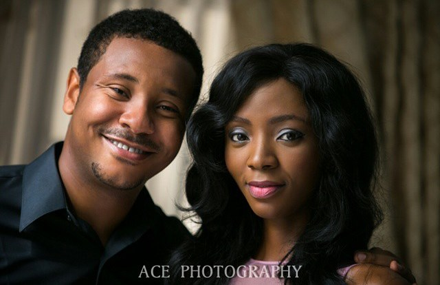 Ivie Ojukaye and Ezie Pre Wedding LoveweddingsNG