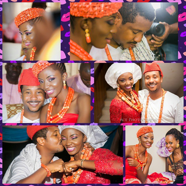 Ivie Ojukaye and Ezie Traditional Wedding LoveweddingsNG4