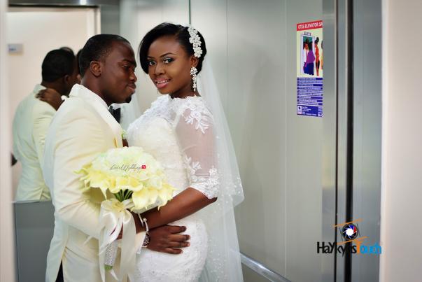 LoveweddingsNG Eniola and Abiodun White Wedding Haykyns Touch1
