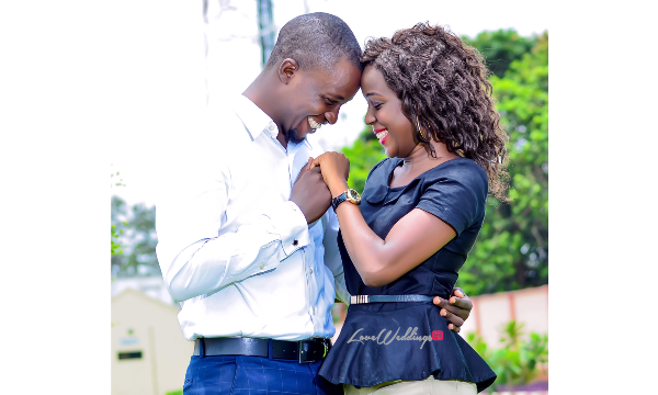Seun & Tope's Prewedding Shoot | Fotospirit Studios