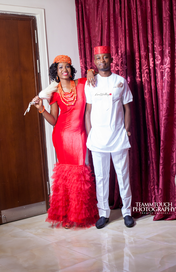 LoveweddingsNG Nigerian Traditional Wedding - Mary-anne and Onyedinma1