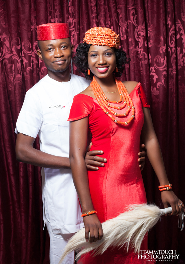 LoveweddingsNG Nigerian Traditional Wedding - Mary-anne and Onyedinma2