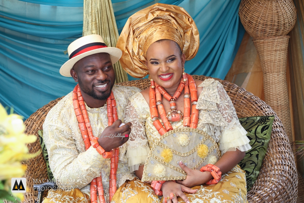 LoveweddingsNG Nigerian Traditional Wedding Tosan and Gbemi39