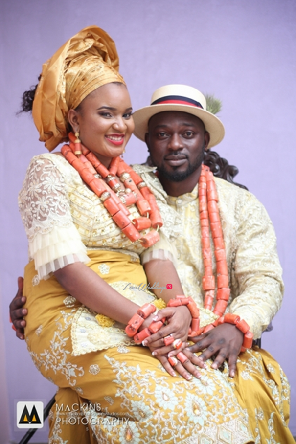 LoveweddingsNG Nigerian Traditional Wedding Tosan and Gbemi50