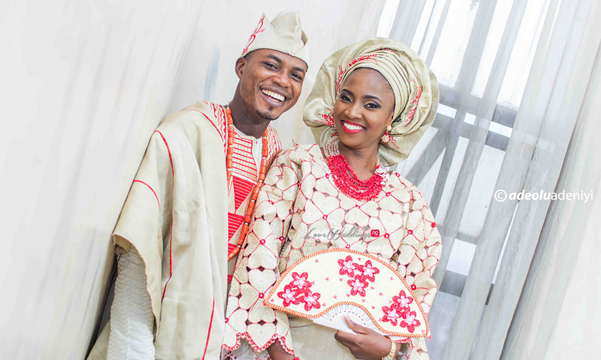 LoveweddingsNG presents Yemi & Adeola's Traditional Wedding | Adeolu Adeniyi Photography