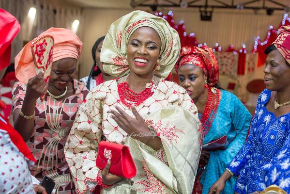 LoveweddingsNG Nigerian Traditional Wedding Yemi and Adeola Adeolu Adeniyi Photography8