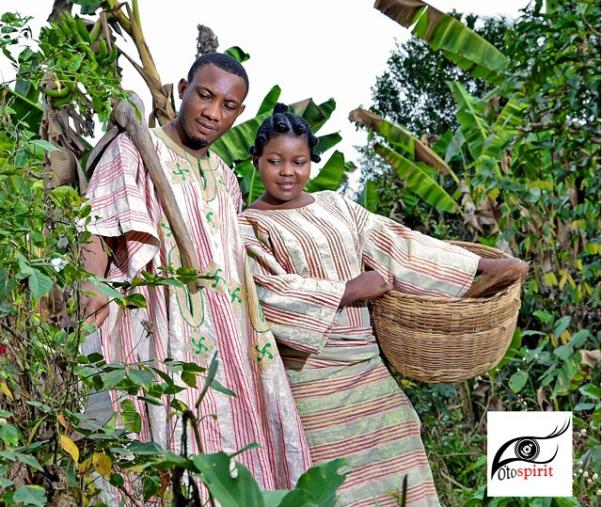 LoveweddingsNG Nigerian Tribal Prewedding Shoot Fotospirit Studio