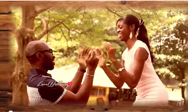 Omolua and Eugene's Cute Wedding Video | Mode Zero Concepts
