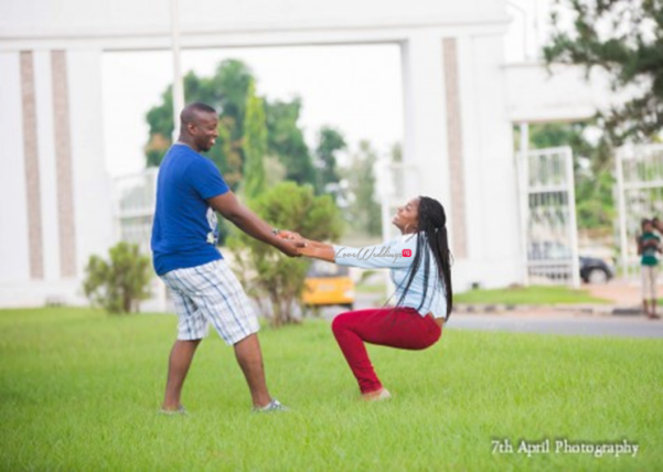 LoveweddingsNG Prewedding Amy and Izu