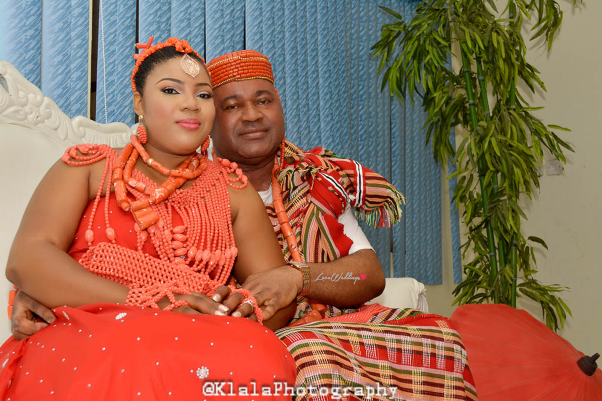 LoveweddingsNG presents Eva & Tony … 14 Years Later | Klala Photography