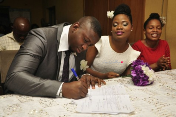 LoveweddingsNG Registry Wedding Amaechi5