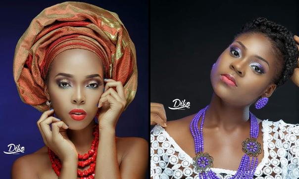 Traditional Bridal Inspiration | T.Alamode Makeup