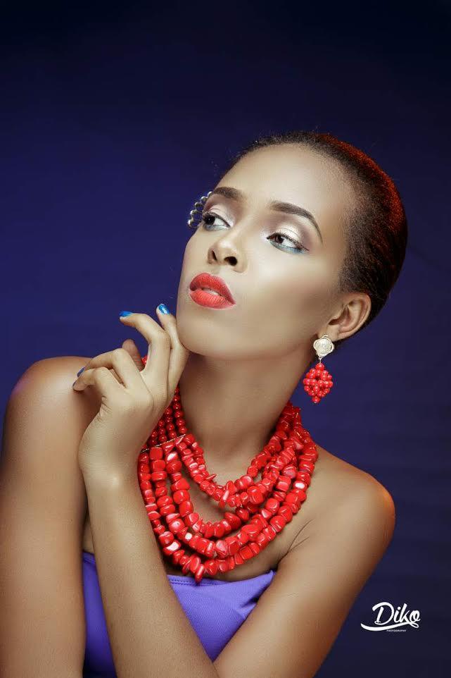 LoveweddingsNG Traditional Bridal Inspiration T.Alamode Makeup1