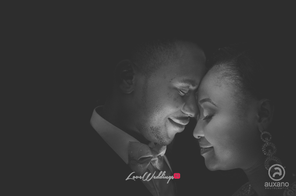 Toyin & Tahir's Traditional & White Wedding | Auxano Photography