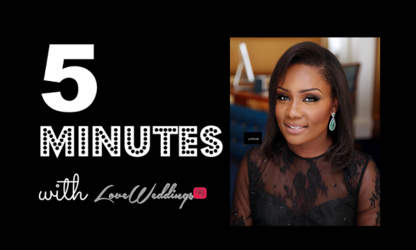 5 Minutes with Chioma Agha | Swish Ideas