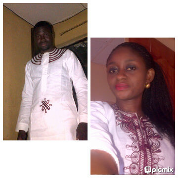 My Big Nigerian Wedding - Joy Haruna Oladapo Omoyemi