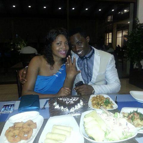 My Big Nigerian Wedding - Uju Kerri Emmanuel Igwe