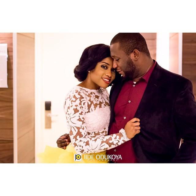Onyinye Carter and Bosah Chukwuogo Pre Wedding LoveweddingsNG2