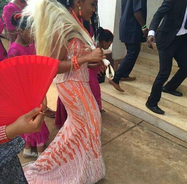 Onyinye Carter and Bosah Chukwuogo Wedding LoveweddingsNG6