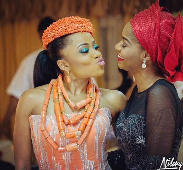 Onyinye Carter and Bosah Chukwuogo Wedding LoveweddingsNG7