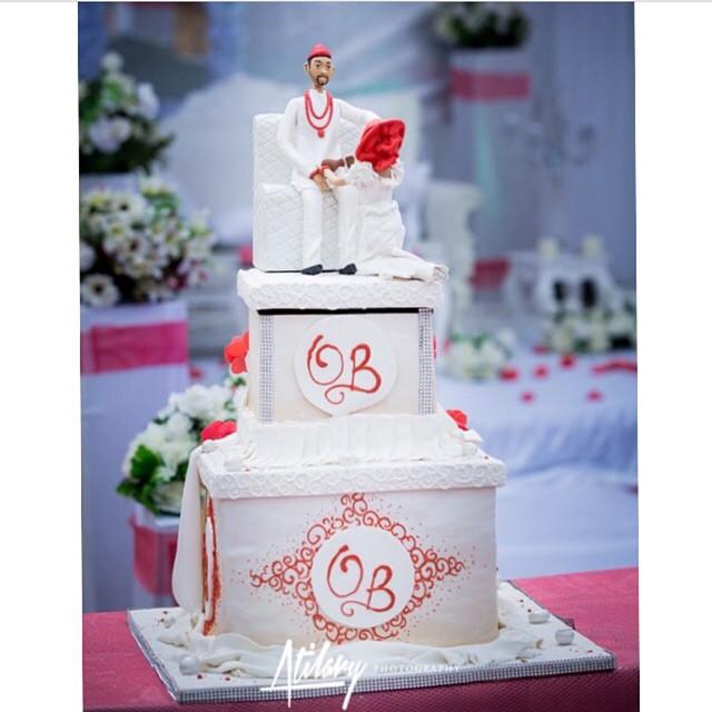 Onyinye Carter and Bosah Chukwuogo Wedding LoveweddingsNG9
