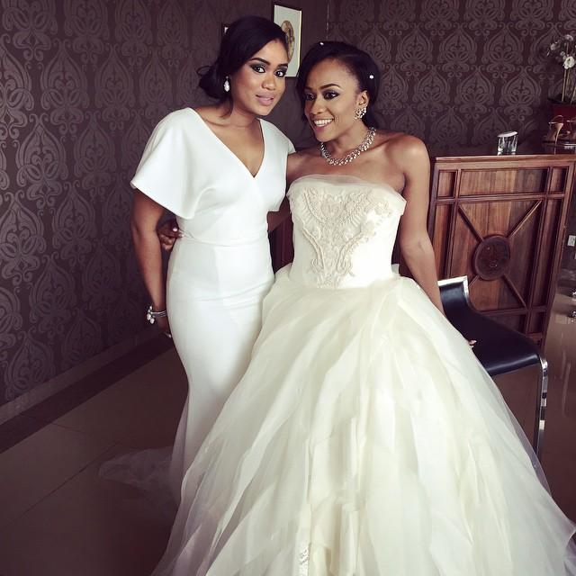 Onyinye Carter weds Bosah LoveweddingsNG - Bridesmaid