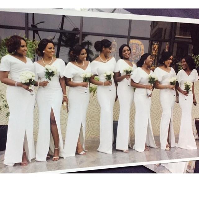 Onyinye Carter weds Bosah LoveweddingsNG - Bridesmaids