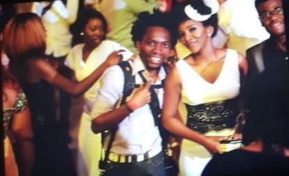 Onyinye Carter weds Bosah LoveweddingsNG - Genevieve Nnaji