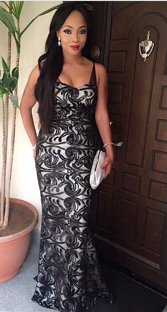 Onyinye Carter weds Bosah LoveweddingsNG - Toke Makinwa