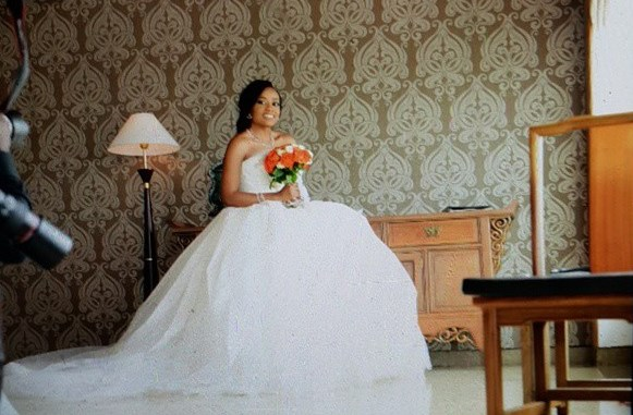 Onyinye Carter weds Bosah LoveweddingsNG2