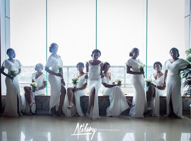 Onyinye Carter weds Bosah LoveweddingsNG22