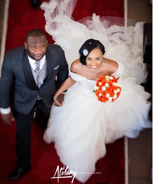 Onyinye Carter weds Bosah LoveweddingsNG30