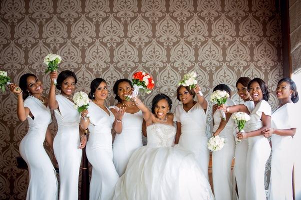 Onyinye Carter weds Bosah LoveweddingsNG33