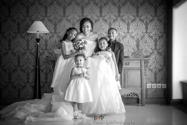 Onyinye Carter weds Bosah LoveweddingsNG9