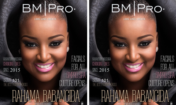 BM | Pro Covers: Rahama 'The Deva Princes' Babangida