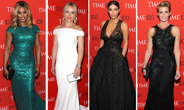 Time 100 Gala 2015 : Red Carpet to Aisle Inspiration