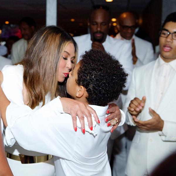 Tina Knowles Richard Lawson Wedding LoveweddingsNG - Julez