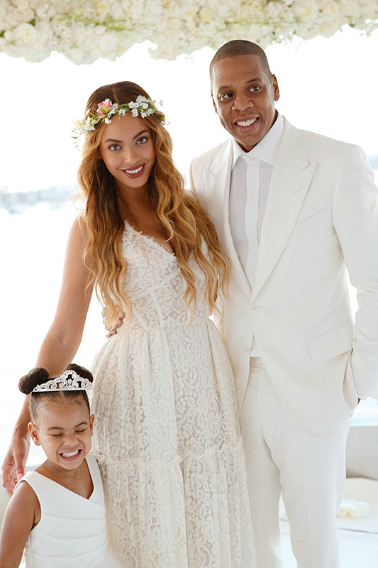 Tina Knowles Richard Lawson Wedding LoveweddingsNG3