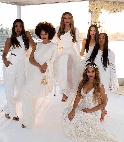 Tina Knowles and Richard Lawson Wedding LoveweddingsNG