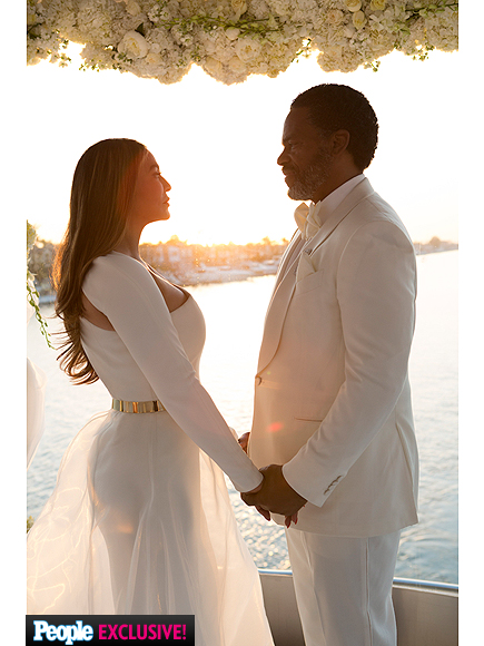 Tina Knowles and Richard Lawson Wedding LoveweddingsNG4