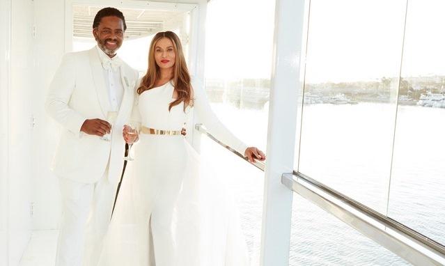 Beyonce's mum – Tina Knowles weds Richard Lawson
