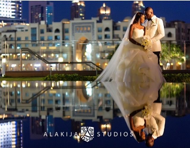 Tiwa Savage Tee Billz Wedding LoveweddingsNG1