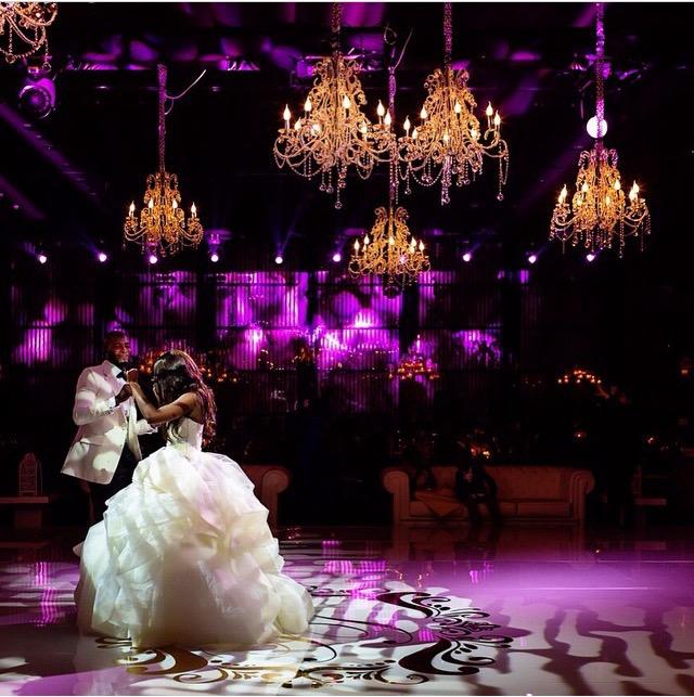 Tiwa Savage Tee Billz Wedding LoveweddingsNG2